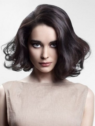 Romantic Bob Hairstyle