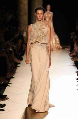 Elie Saab Haute Couture Fall 2012 Collection