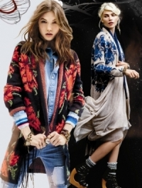 Free People July 2012 Catalogue