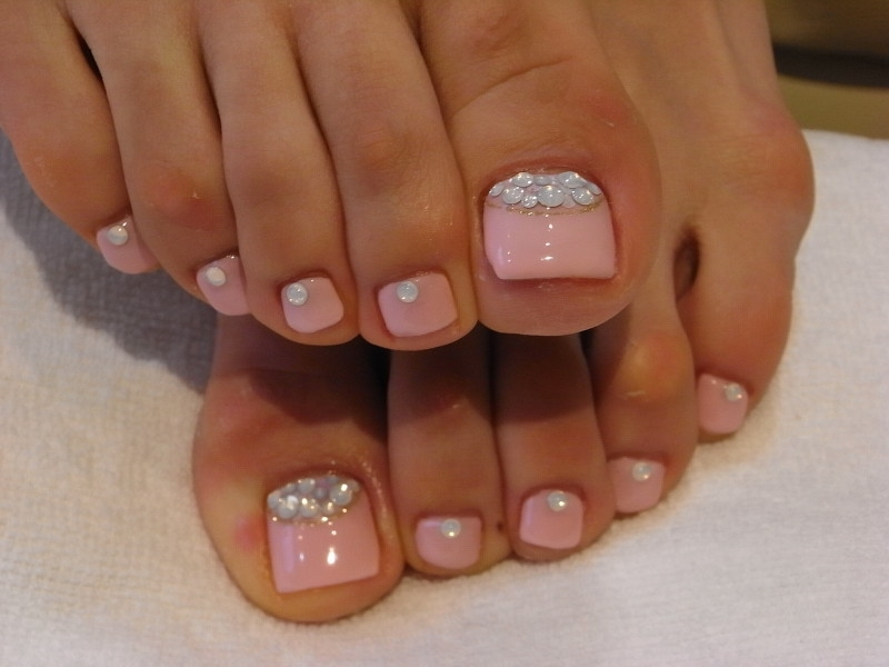 over your glittery nail polish and you ll surely achieve a salon