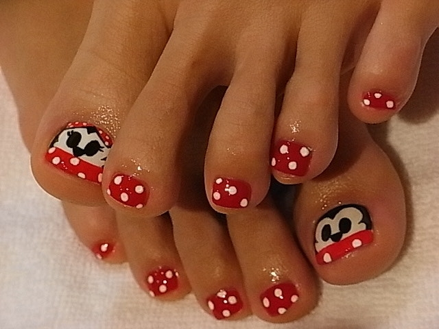 47 best toenail art images on pinterest feet nails toe nail
