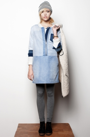 Maison Scotch Fall/Winter 2012 Lookbook
