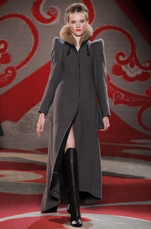 Ulyana Sergeenko Haute Couture Fall 2012 Collection