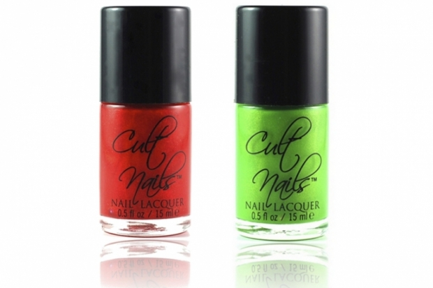 Cult Nails Cocos Untamed Collection for Fall 2012