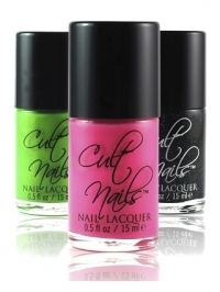 Cult Nails Coco's Untamed Collection for Fall 2012