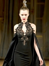 Alexis Mabille Fall 2012 Couture Collection