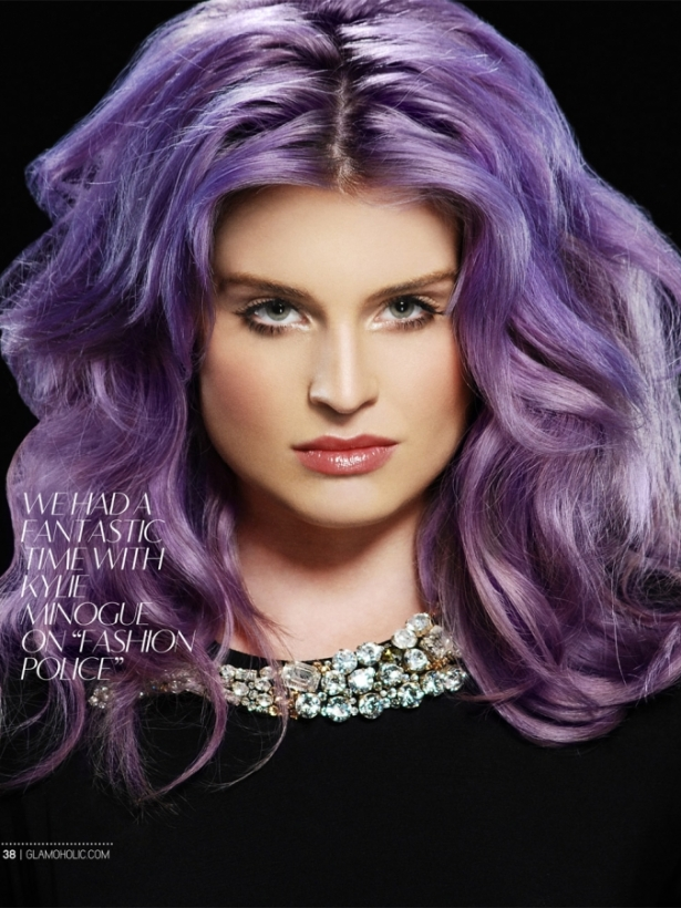 Kelly Osbourne for Glamoholic