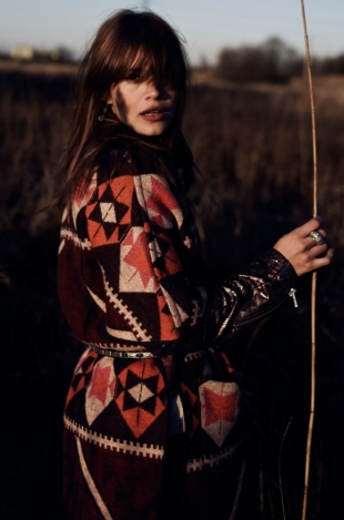 Maison Scotch Fall/Winter 2012 Campaign
