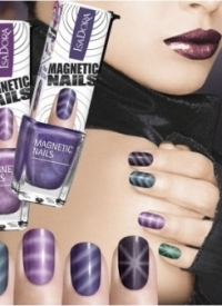 IsaDora Magnetic Nails Fall 2012 Collection