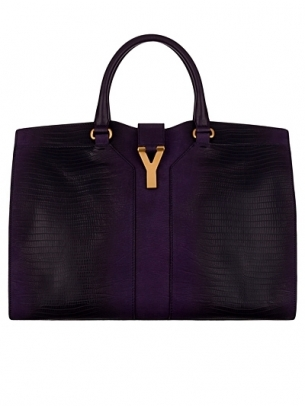 Yves Saint Laurent Fall 2012 Handbags
