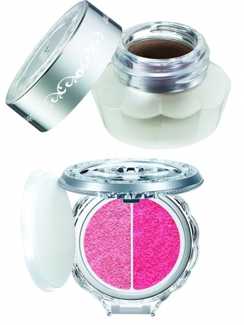 Jill Stuart Romantic Smoke Fall 2012 Makeup Collection
