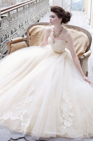 Lazaro Fall 2012 Bridal Collection