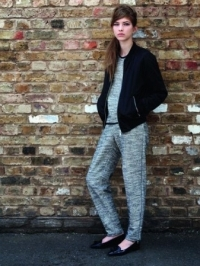 Topshop Factory Girl Fall 2012 Collection