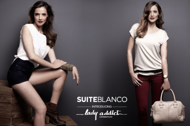 Suite Blanco Introducing Lady Addict Lookbook