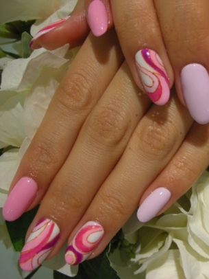 sizzling nail art ideas for summer
