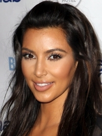 Kim Kardashian Shares Makeup Tips on 'The Look'