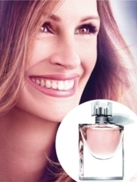 Julia Roberts for Lancôme La Vie Est Belle New Fragrance