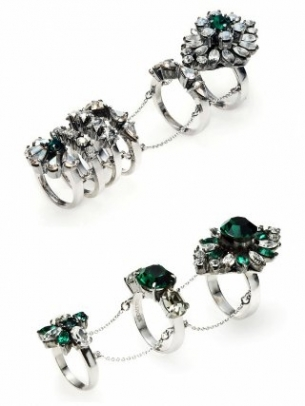 Shourouk Fall 2012 Jewelry Collection