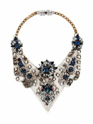 Shourouk Jewelry Fall 2012 Collection