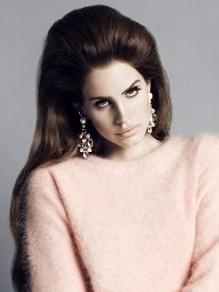 Lana Del Rey The New Face of H&M
