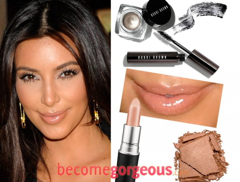 Best Kim Kardashian Makeup Looks Summer