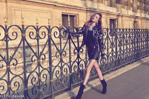 Stylestalker Parisienne Lookbook 2012