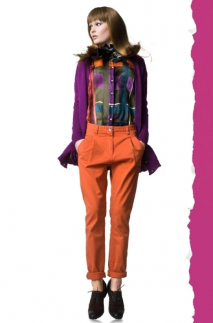 United Colors of Benetton Fall/Winter 2012 Collection