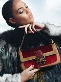 Fendi Fall Winter 2012 Campaign