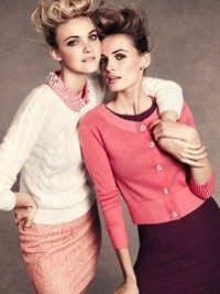 H&M Passion for Red Fall 2012 Lookbook
