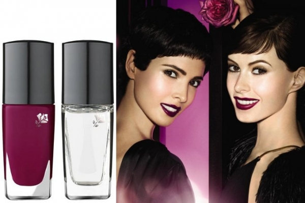 Lancome Midnight Roses Fall 2012 Makeup