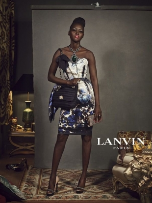 Lanvin Fall/Winter 2012 Campaign Features No Models, But Real People