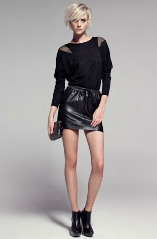 Mango Fall 2012 Lookbook