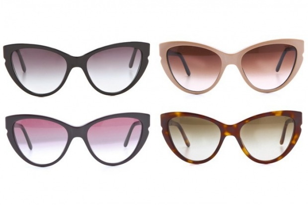 Stella McCartney Cat Eye Sunglasses 2012