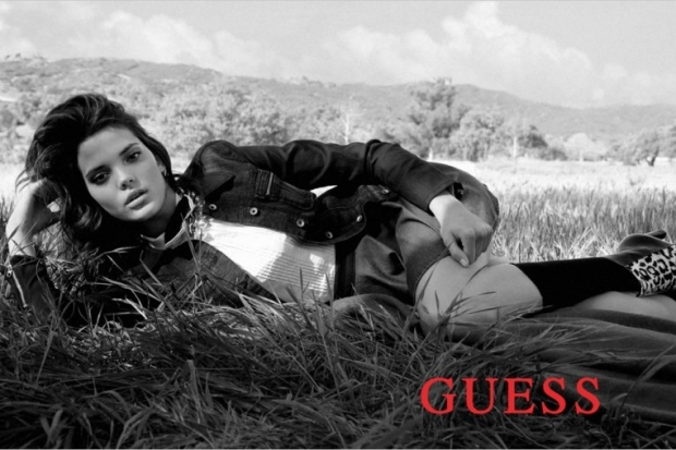 GUESS Fall/Winter 2012 Ad Campaign