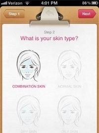 mySkin iPhone App Chooses the Best Products for You