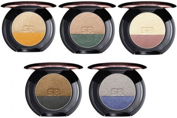 Sonia Rykiel Fall 2012 Eyeshadow Duos