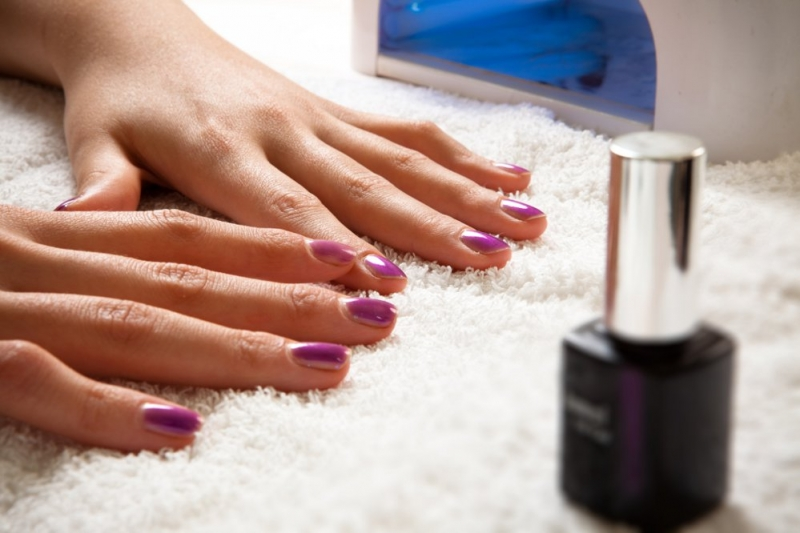 Gel Nail Polish for Glossy, Chip-Free Manicures.
