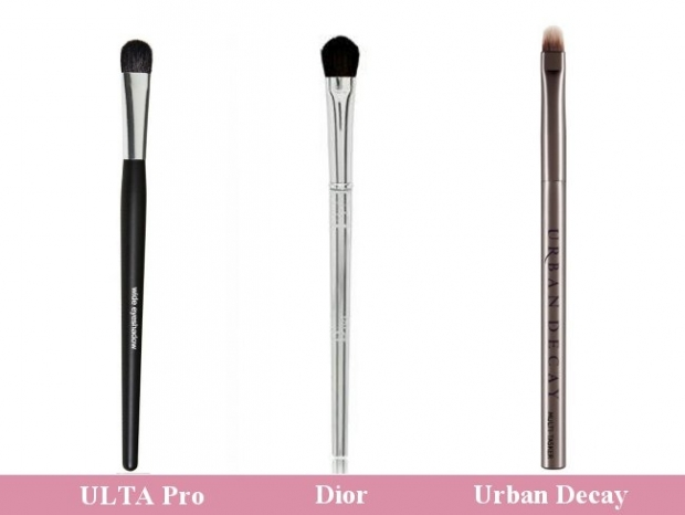 Makeup Brushes - Eyeshadow Brushes