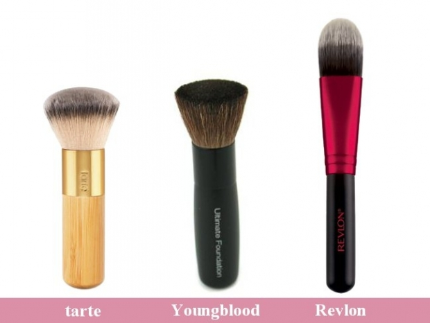 Makeup Brushes - Foundation Brushes