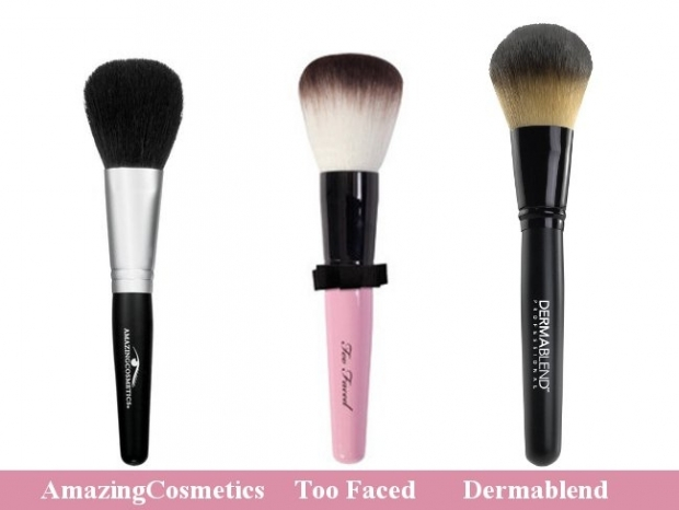 Makeup Brushes - Powder Brushes