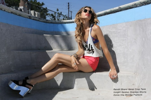 wasteland tripped out summer 20122 thumb - Wasteland Tripped Out 2012 Yaz Lookbook