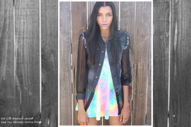 wasteland tripped out summer 20123 thumb - Wasteland Tripped Out 2012 Yaz Lookbook
