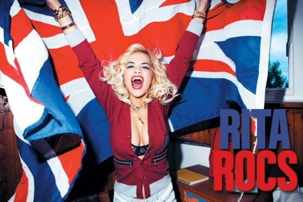 Rita Ora Covers Complex Magazine August/September 2012