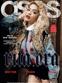 Rita Ora Talks Fashion with ASOS Magazine September 2012