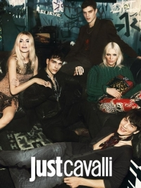 Just Cavalli Fall/Winter 2012 Campaign