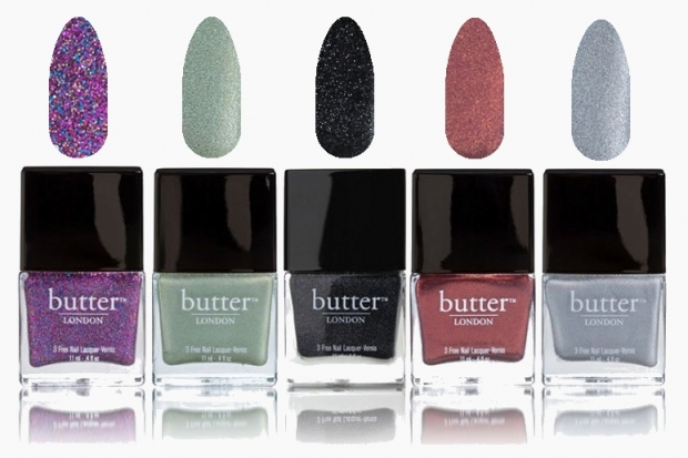 Butter London Fall/Winter 2012 Nail Polish Collection