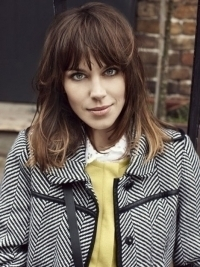 Alexa Chung for Vero Moda's Fall 2012 Campaign
