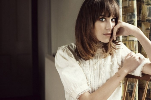 Alexa Chung for Vero Moda Fall 2012 Campaign