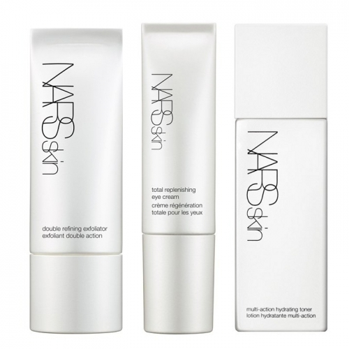 NARS Launches Skin Care Line, NARSskin Collection