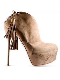 John Galliano Fall/Winter 2012-2013 Shoes